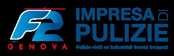 F2 Impresa di Pulizie Genova Logo